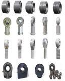 Rolamentos lisos esféricos, extremidades de Rod para o cilindro