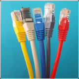 Cat 5e Patch Cable di UTP Fluke 3u