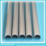 Usine en aluminium de radiateur d'extrusion de profil en aluminium concurrentiel de la Chine DEL
