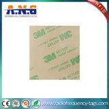 El Hf RFID marca las etiquetas de identificación con etiqueta de la radiofrecuencia para NFC que hace publicidad