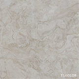 Carrelage en pierre de marbre beige de porcelaine en céramique pour d'intérieur (600X600mm)