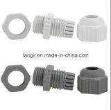 Pg11 de Nylon Plastic Klier van de Kabel met IP68 Waterdicht