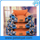 Amazon Ebay Pet Product Supply Soft Canvas Pet Dog Bed
