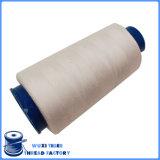 Kern gesponnenes Nähgarn des Polyester-20ss/3 für Jeans