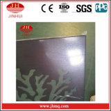 Geschnitztes perforiertes zusammengesetztes Aluminiumpanel für Dekoration (JH196)
