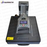 Machine hydraulique automatique à plat de transfert thermique de T-shirt de Sunmeta (ST-4050A)