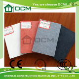Цветастая доска цемента волокна снадарта ИСО(Международная организация стандартизации)