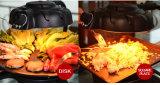 Loiça de churrasqueira infravermelho para cozinha