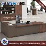 Forniture di ufficio di legno moderne dello scrittorio della quercia tintoria della Tabella dell'ufficio (HX-6M133)