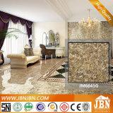 Mattonelle di pavimento di marmo lustrate in pieno lucidate della porcellana (JM6641G)