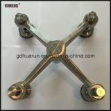 Montaggio di vetro del ragno dell'acciaio inossidabile delle 4 braccia, parentesi del ragno (HR220A-4)