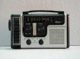 De zonne Radio van de Dynamo met Am/FM