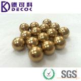 bille pure de talons d'en cuivre du solide 99.99% de 12mm 0.5mm 2mm