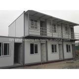Diseño móvil de la casa del precio de la vivienda de acero moderno del envase