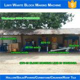 Block der Wante Marken-Qt6-15 Conctete, der Maschine in Tanzania herstellt