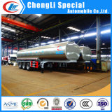 Saleのための3車軸Stainless Steel 45000L 30ton Milk Delivery Tank Truck Trailer