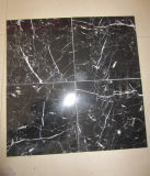 Nero Marquina schwarze Marmorplatten für Countertop