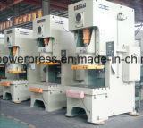 Китайская алюминиевая механически пробивая машина Jh21