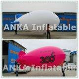 De opblaasbare Zeppelin met Helium of de Lucht voor toont