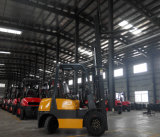 2.5t Gasoline/LPG Double Use Forklift mit Best Quality