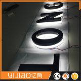 LED Halo Signo Hecho Personalizado Signo de Acrílico