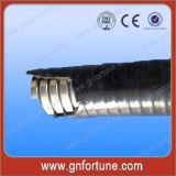 Vinyle enduisant le tuyau galvanisé flexible