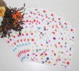 Servilleta plegable al por mayor de servilletas de papel para la fiesta