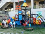 Strumentazione esterna di plastica del campo da giuoco del gioco del bambino di serie dell'automobile (YL-C085-19)