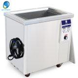 líquido de limpeza ultra-sônico da vibração 96L industrial com função de aquecimento para a limpeza industrial