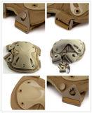 Im Freiensport bekämpft taktische militärische schützende Knie-EllbogenschutzeKneepads