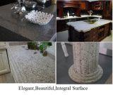 Bancada de pedra artificial de pedra projetada da cozinha