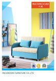 Мебель комнаты самомоднейшей ткани складывая живущий вытягивает вне кровать софы