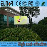 Schermo di visualizzazione impermeabile esterno standard del LED P10 dell'Europa