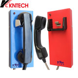 Telephone antigo com Handset Security Mining Telephone Kntech Knzd-14