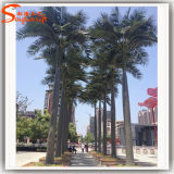 特有なデザイン人工的なココヤシの木の木