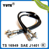 Yute 1/8 di Inch SAE J1401 Brake Hose Assembly con DOT