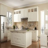 2015 большинств PVC Cabinet Kitchen Design Made Popular в Китае