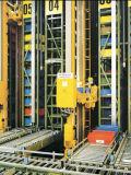 Sistema automatizado do sistema radares de fiscalização aérea do armazenamento & de recuperação