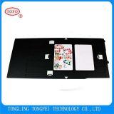 Tintenstrahl-bedruckbare weiße/unbelegte PVC-Plastikkarte
