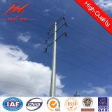 Elektrischer Mast galvanisierter Pole