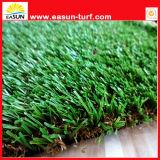Hierba artificial del césped falso, hierba artificial, césped sintetizado, hierba del balompié