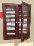 tissu pour rideaux enduit Windows de poudre en bois des graines 3D avec l'écran