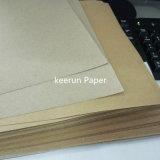 Tarjeta de Kraft del papel superficial del rectángulo del cartón de la alta calidad del papel de Kraft
