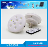 8PCS SMD LED con Remote Control Lighting