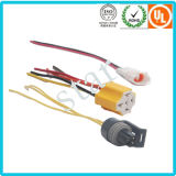 Съемная кабельная проводка проводки H4 провода автомобиля агрегата светлая обернутая PVC