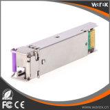 модуль 1490nm/1550nm 80km SMF симплексный LC приемопередатчика 1.25G SFP BIDI