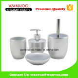 Chine Modern Silvery Bathroom Fittings for Hotel and Home