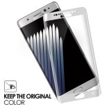 Bildschirm-Schoner-Film des ausgeglichenen Glas-3D für Bildschirm-Schild Samsung-Note7