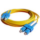 Sc Optical Patch Cord Price (monomodale/multimoda, su un lato/duplex, Sc upc/Sc APC)