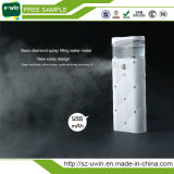 Portable 5200mAh Power Bank Battery Charger com Mini Air Humidifier